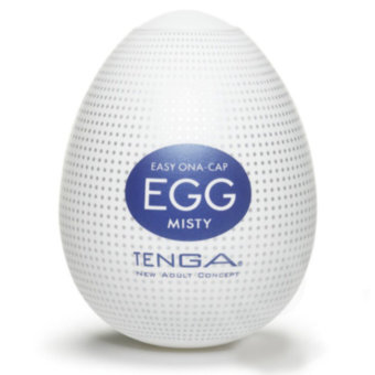 Мастурбатор яйцо Tenga Egg Misty (Туманный)